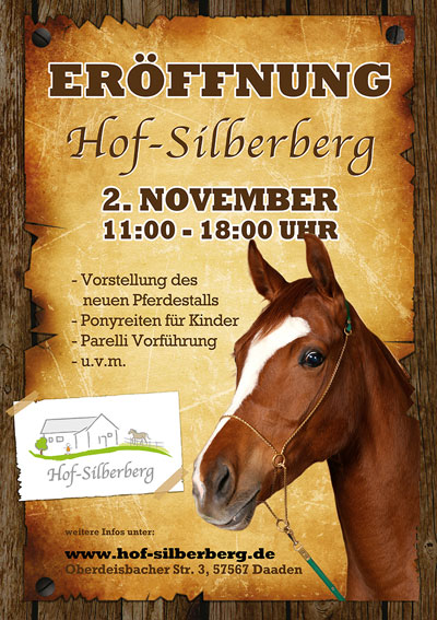 Eröffnung Hof-Silberberg am 02. November 2013