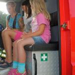 Zwei junge Frauen konnten gerettet werden.