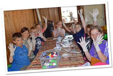 Geburtstag auf Ponyhof