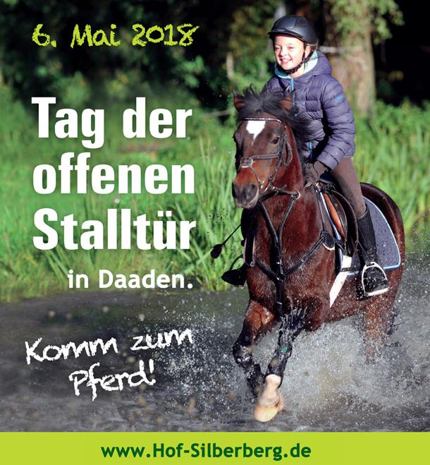 Hof-Silberberg-Tag-der-offenen-Stalltür in Daaden
