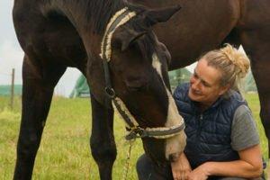 Sandra Roth Ponyreiten